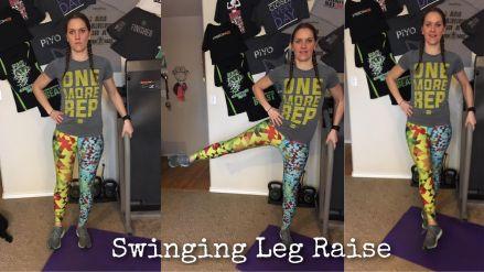 swinging-leg